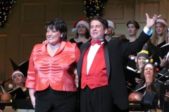 Holiday Pops with Maestro Keith Lockhart and the Tanglewood Festival Chorus, Symphony Hall in Boston