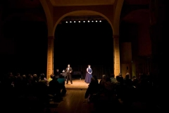 Performing with Juan Carlos Franco, tenor Watershed Opera, Seattle