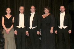 Inaugural Concert: A Worcester Schubertiad
