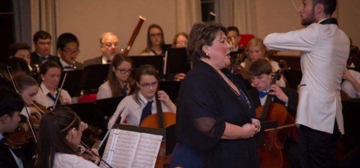 Soprano Soloist Dvorak's Te Deum w/Nashoba Valley Chorale, Natick HS Chorus, & Worcester Youth Orchestra