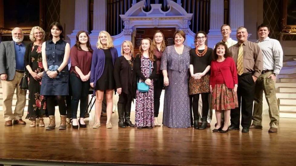 Teaching & Vocal Coaching